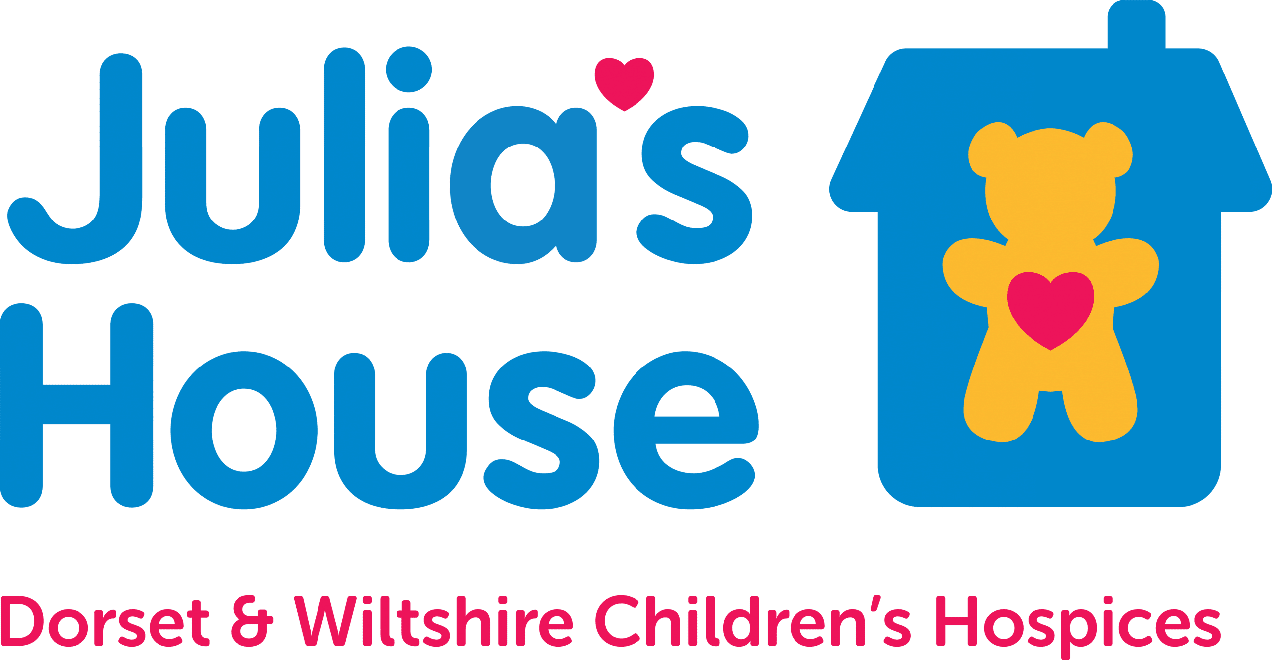 Julias House childrens Hospice Logo