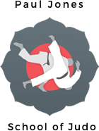 Paul Jones School of Judo Logo